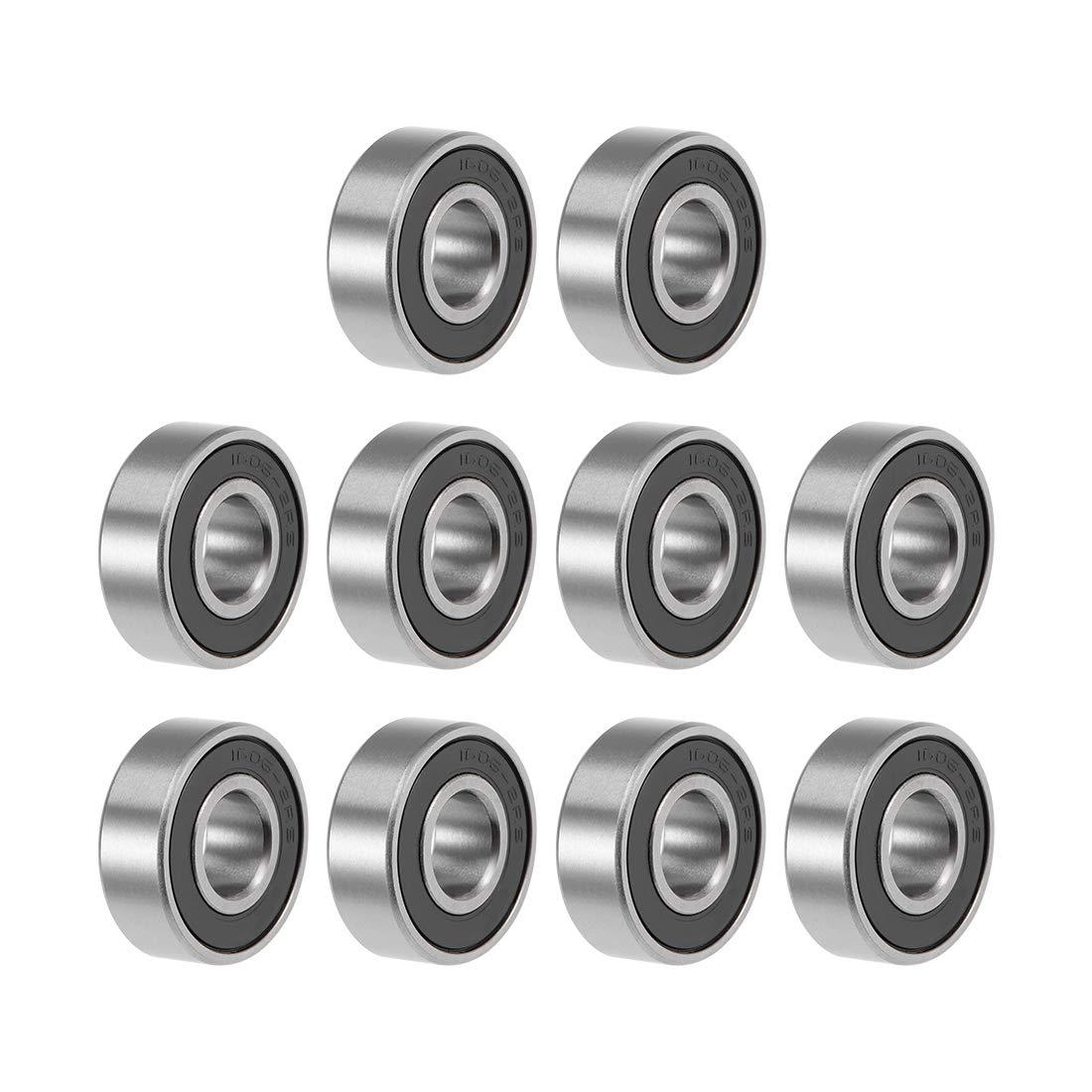 """Ball Bearing 1616-ZZ Shielded high quality 1//2/""""x1-1//8/""""x3//8/"""" Qty. 10"""