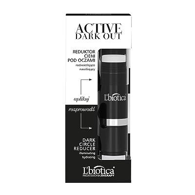 L'biotica Active Dark Out illuminating Hydrating Dark Circle Reducer 6g