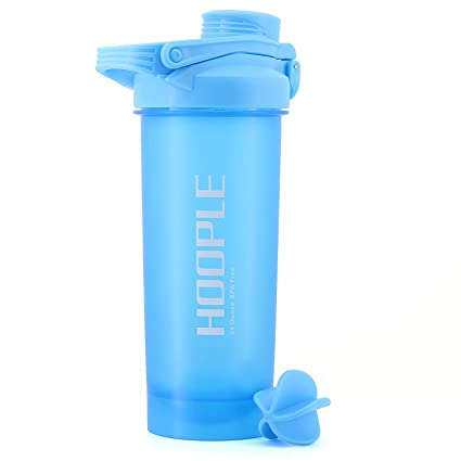 How to make protein shake without blender bottle
