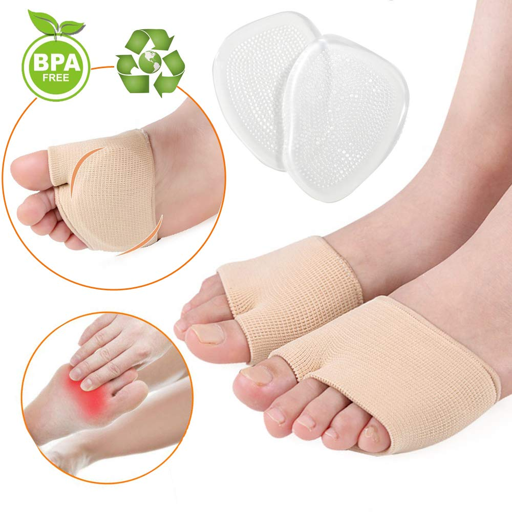 No more bunion blisters from my long walks!!