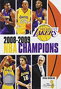 2008-2009 NBA Champions: Los Angeles Lakers