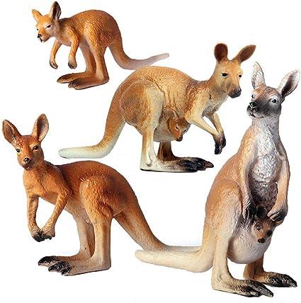 Plastic Wildlife//Farm Animals Model Action Figures Educational Teaching Toys