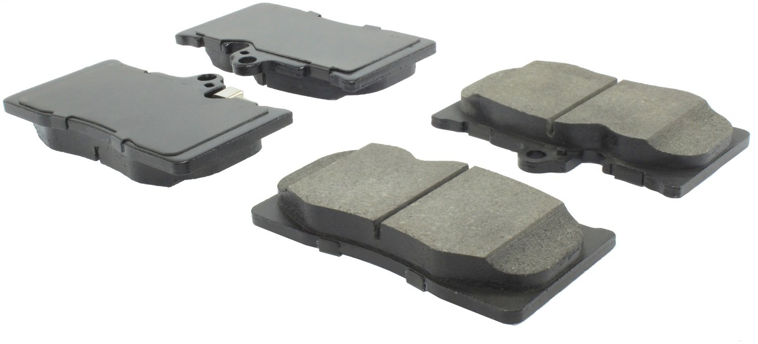 StopTech 309.11180 Street Performance Front Brake Pad