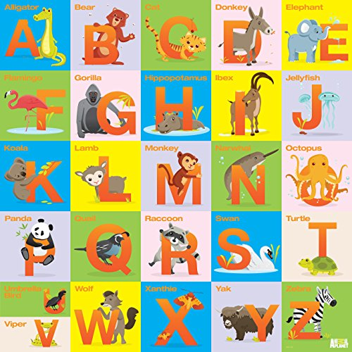 Animal Planet Animal Alphabet Puzzle free shipping