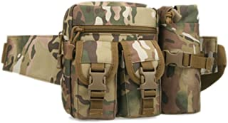 Outdoor Sport tactiques taille Packs / Multi-fonction Sac de voyage CP