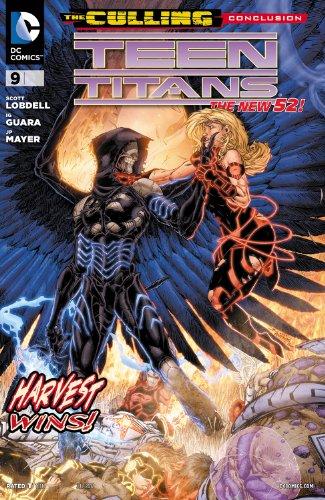 Teen Titans (2011-) #9 (Teen Titans (2011- ))