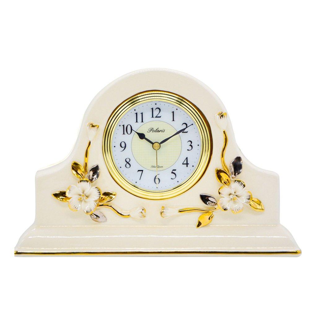 Relojes de chimenea FOOFAY Familiares Reloj de Escritorio, Reloj ...
