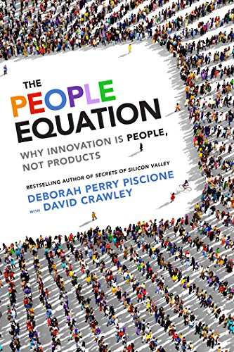 The People Equation: Why Innovation Is People, Not Products cover