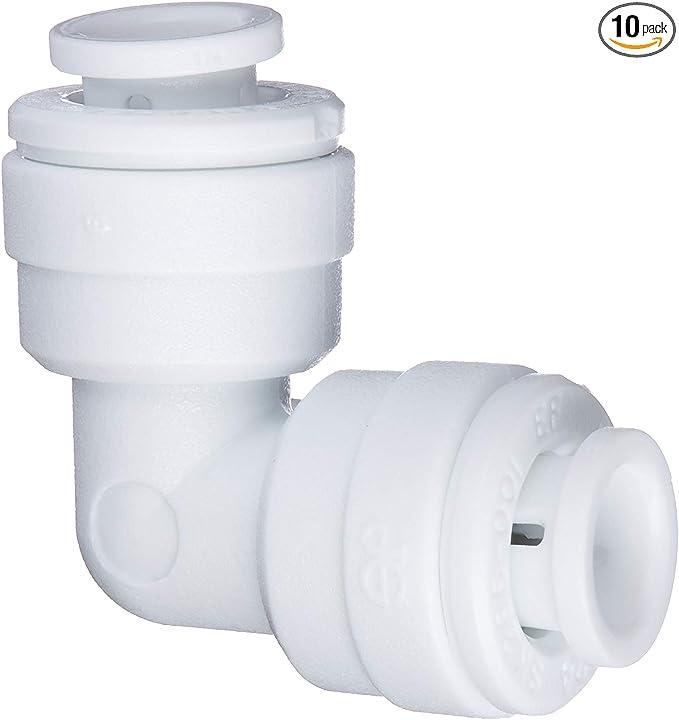 "1//4/"" Union Elbow Water Fitting -John Guest Compatible Mur-Lok"