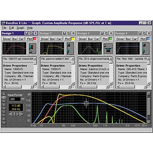 Harris Technologies BassBox Lite Software CD-ROM