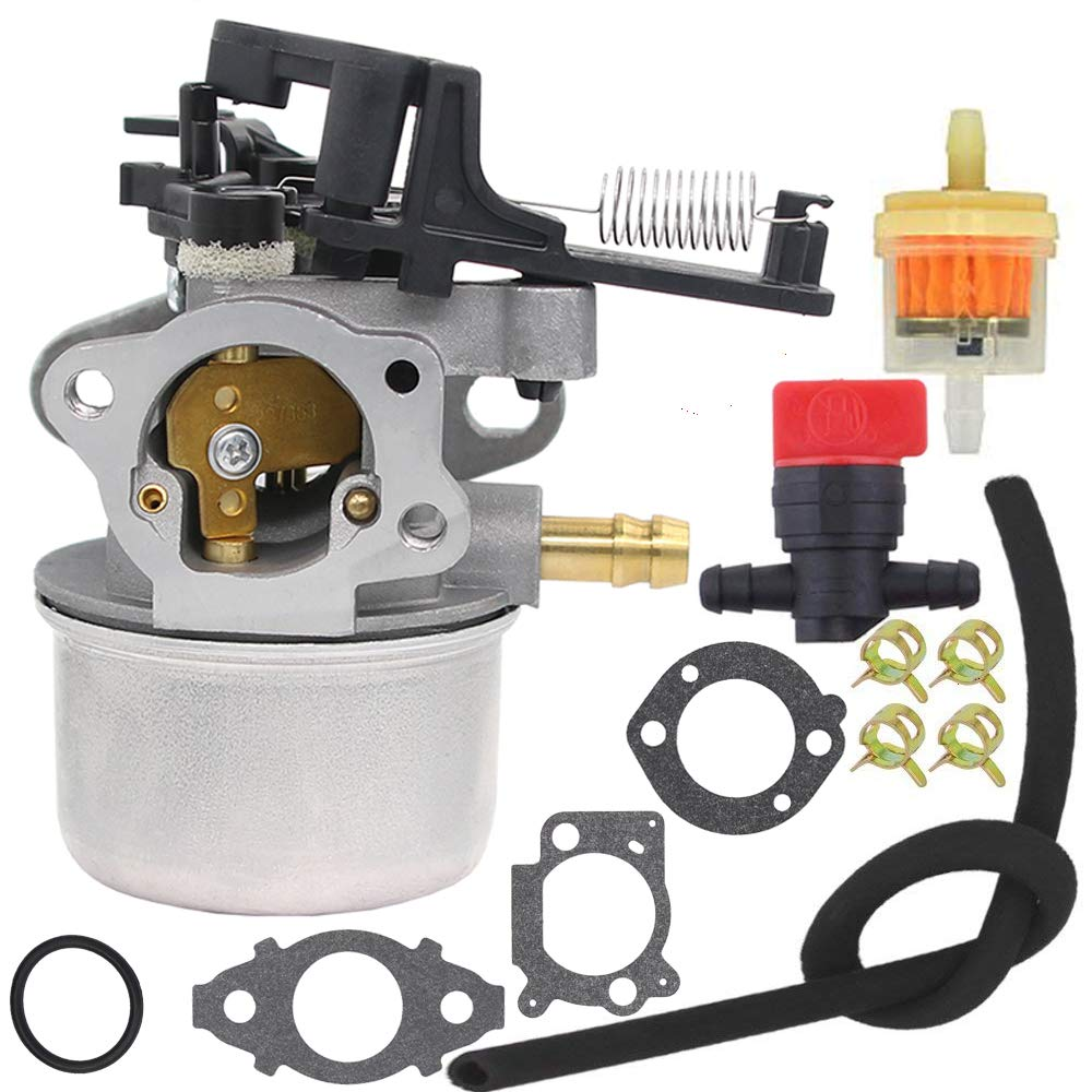 Yooppa 593599 Carburetor for Briggs & Stratton 593599 595390 796595 796396 796657 798938 79648 121R02 121S02 Engine Power Washer