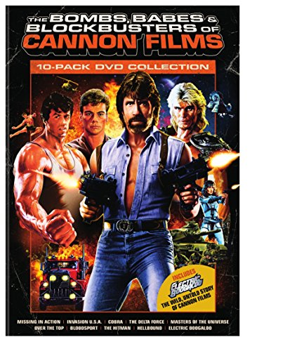 UPC 883929486809, Cannon Films Collection