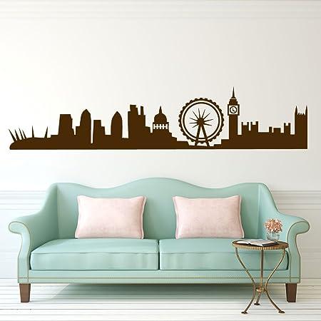 London skyline british wall decorations window stickers wall decor wall stickers wall art wall decals stickers