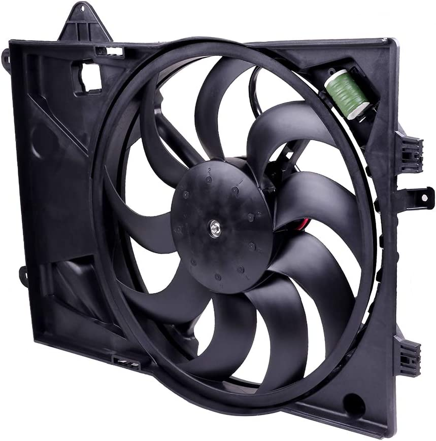 OCPTY Replacement Cooling Fan Assembly for Chevrolet Sonic