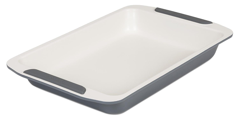 Viking Ceramic Nonstick Bakeware Roast Baking Sheet, 13 Inch Viking Culinary 4040-3313-CGY