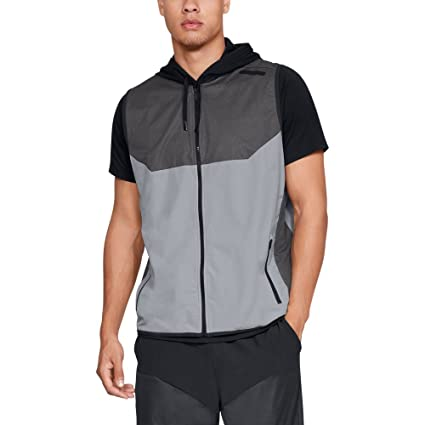 53b57e8242d856 Amazon.com : Under Armour UA Unstoppable Gore Windstopper Bomber LG ...