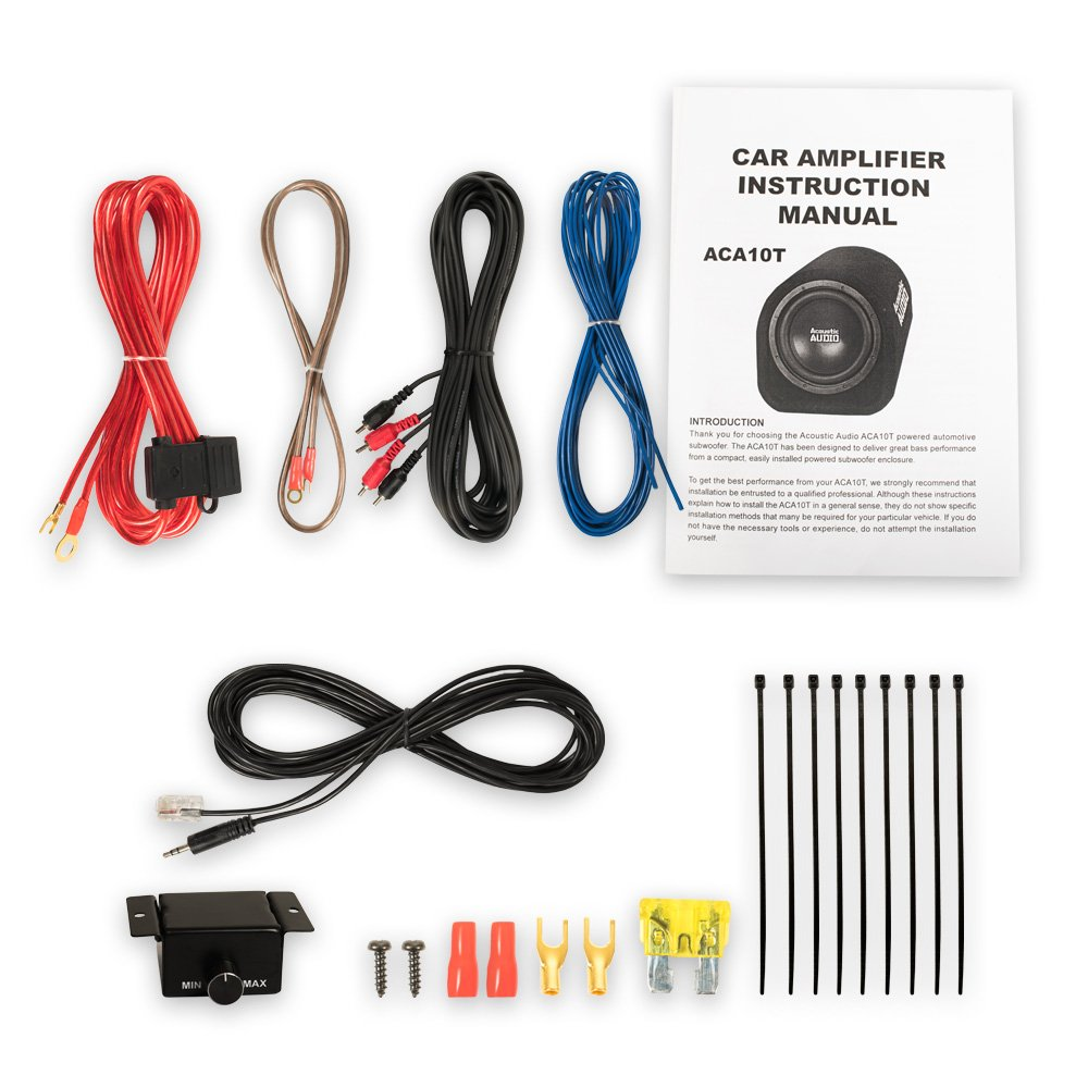 How to choose and install acoustic wires for cars