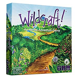 LearningHerbs Wildcraft! An Herbal Adventure Game, a cooperative board game