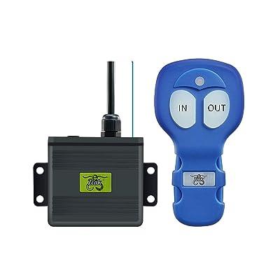 ZEAK Wireless Winch Remote Control Kit: Automotive