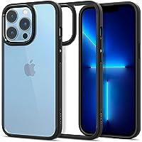 Spigen Ultra Hybrid Fodral Kompatibel med iPhone 13 Pro -Matte Black