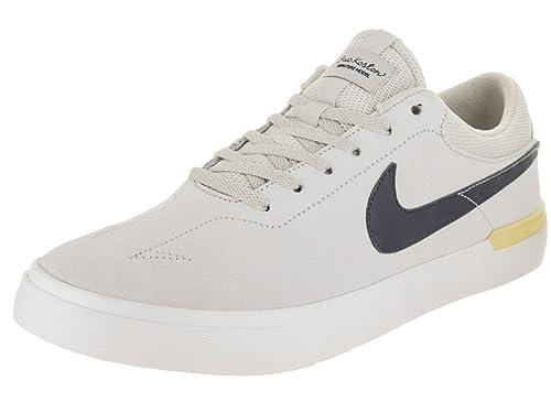 Nike Men's Sb Koston Hypervulc Light Bone/Thunder Blue Skate Shoe 8 Men Us
