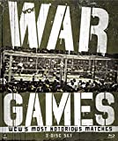 WCW War Games: WCWs Most Notorious Matches [Blu-ray]
