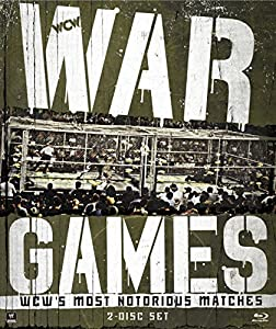 Cover Image for 'WCW War Games: WCW's Most Notorious Matches'