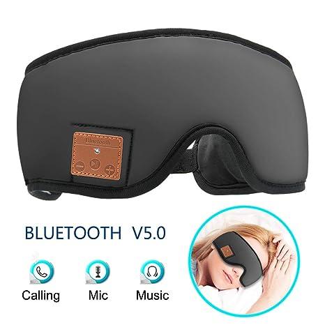 Amazon.com: MOITA - Antifaz para dormir, auriculares ...
