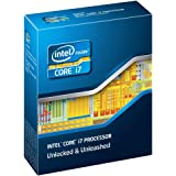 Intel Corei7-3930K Processor - 3.20GHz, SKT2011, 12MB Cache, Boxed