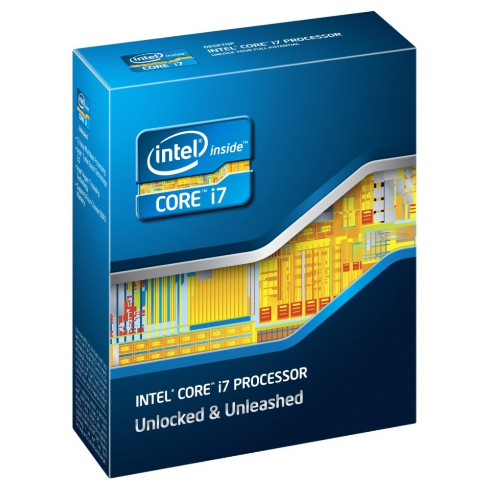 Intel Core i7-3930K Hexa-Core Processor 3.2 Ghz 12 MB Cache LGA 2011 - BX80619I73930K by Intel