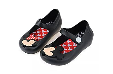 c0a8a07bcf776 Mickey Mouse and Minnie Mouse shoes - Toddler Girl Kids Cute Mini ...