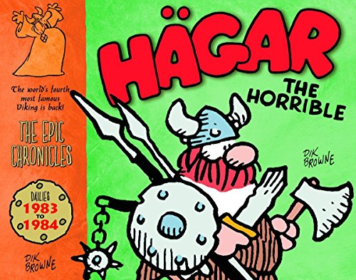 Hagar the Horrible: The Epic Chronicles: Dailies 1983-1984 (Christmas Play Pirate's A)
