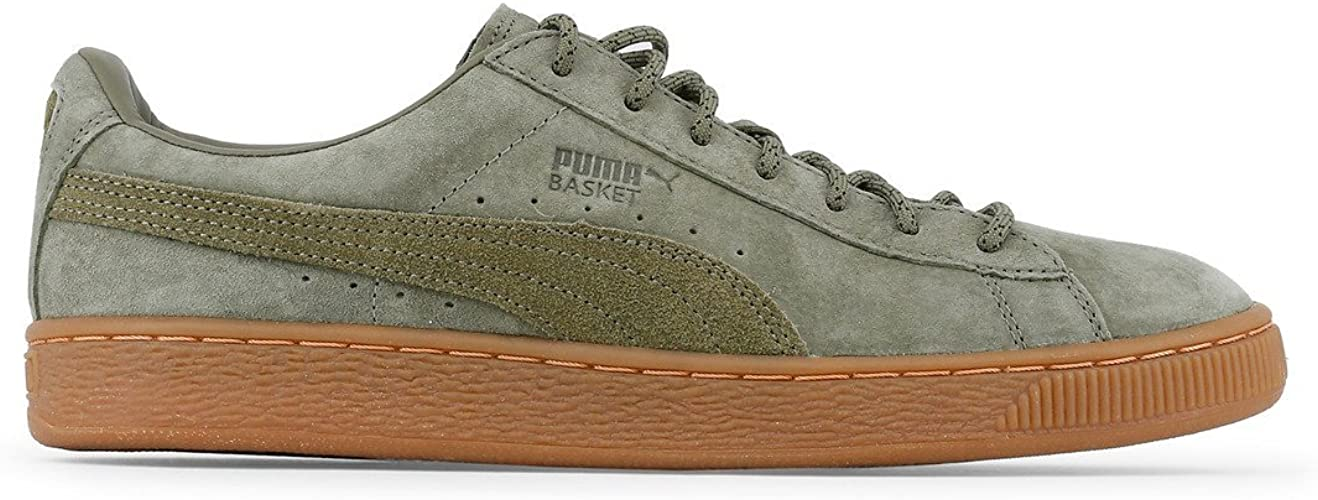 PUMA Basket Classic Winterized Chaussures Mode Sneakers