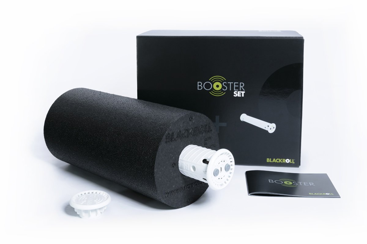 Blackroll Booster - noch effektiveres Faszientraining.