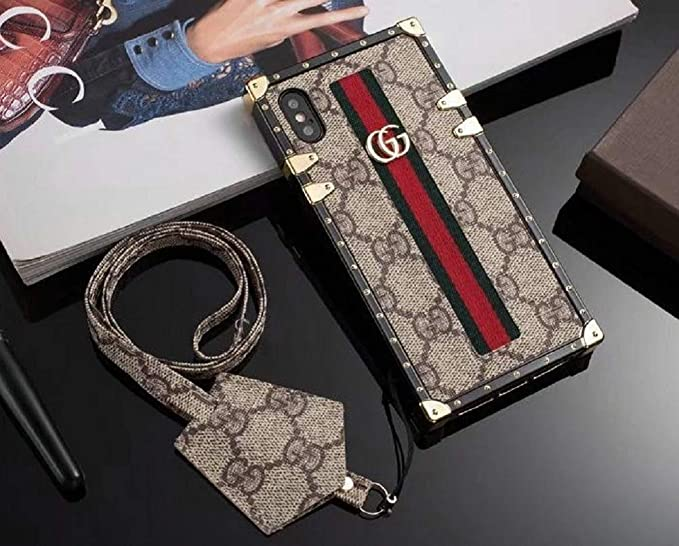 9a8b31698cfb9 New Classic Elegant PU Leather Style Cases For Apple Iphone 6 6S Plus  Cellphone Back