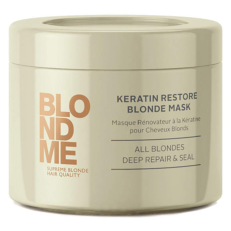 Schwarzkopf Professional - Blondme Keratin Restore Blonde Mask Treatment 200 1813765