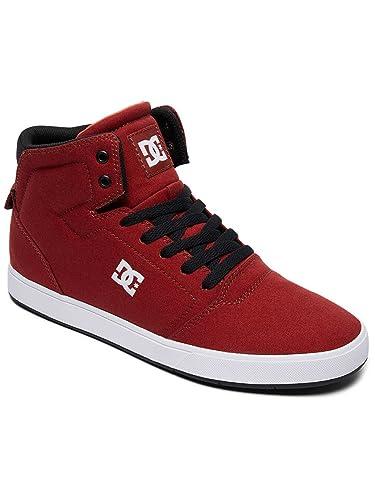DC Shoes CRISIS - Baskets basses rouge Biqvv