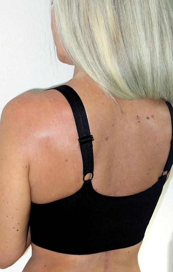 CzSalus Sujetador especial Masto para después de la cirugia de mamas y/o Deportes: Amazon.es: Ropa y accesorios