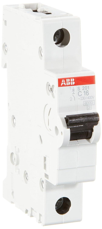 ABB S201-C16 Sicherungsautomat 16A S201C16