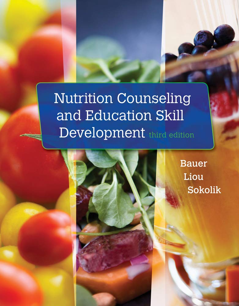 Nutrition Counseling and Education Skill Development by Brooks / Cole