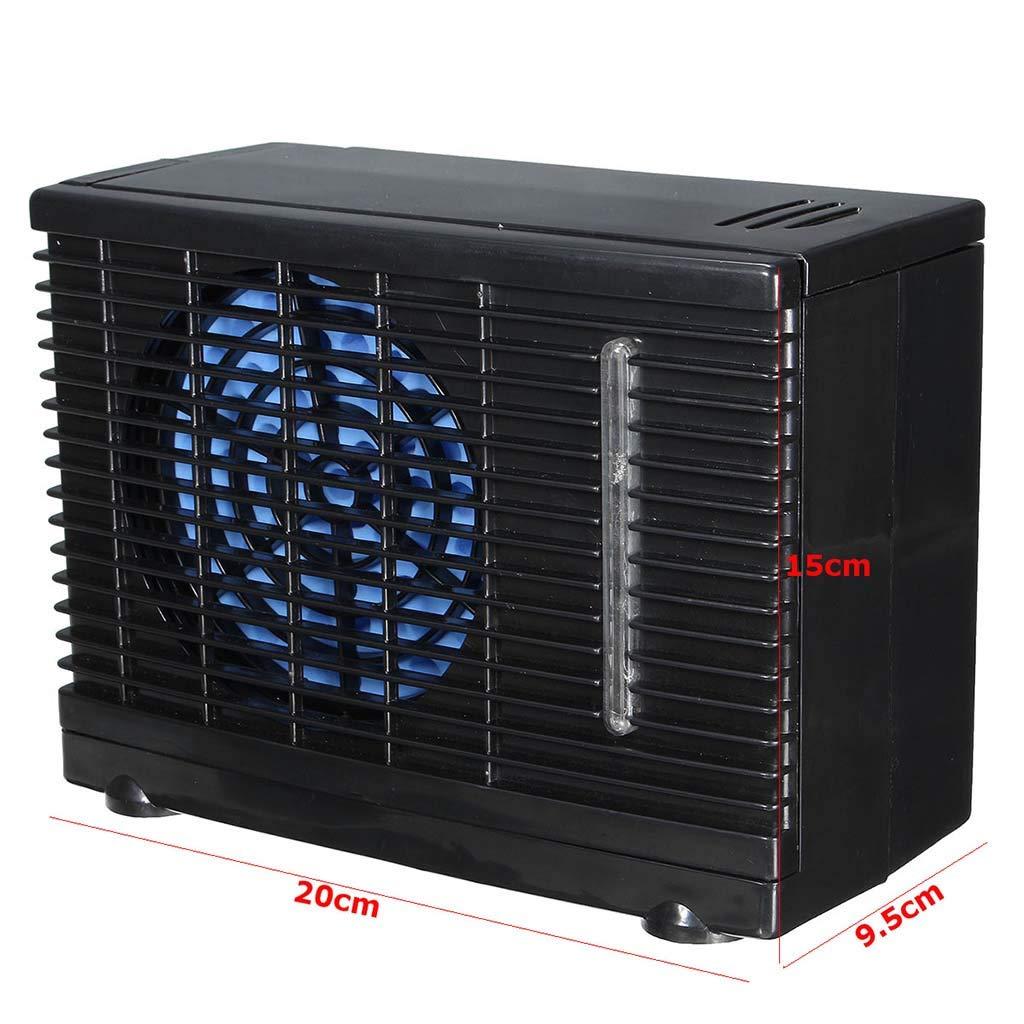 12 Volt Air Conditioner For Car >> Amazon Com Portable Mini Car Air Conditioner Elaco Universal Car
