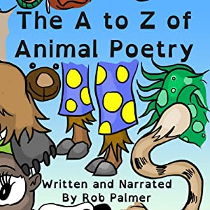 The A to Z of Animal Poetry Audiobook