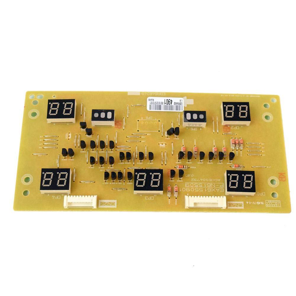 LG EBR64624901 LG-EBR64624901 PCB Assembly,Display, Yellow