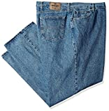 Wrangler Authentics Men's Classic Relaxed Fit Jean