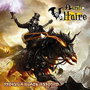 Riding A Black Unicorn Down The Side Of An Erupting Volcano While Drinking From A Chalice Filled With The Laughter Of Small