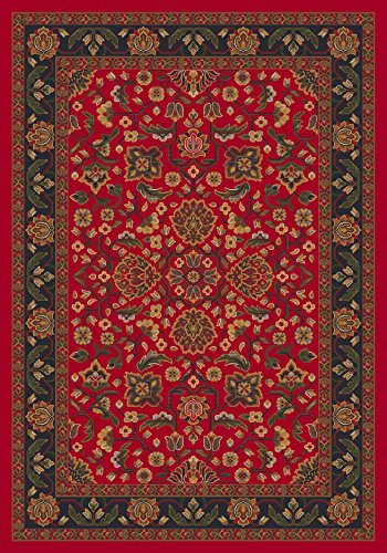 (Milliken Pastiche Collection Abadan Rectangle Area Rug, 2'8