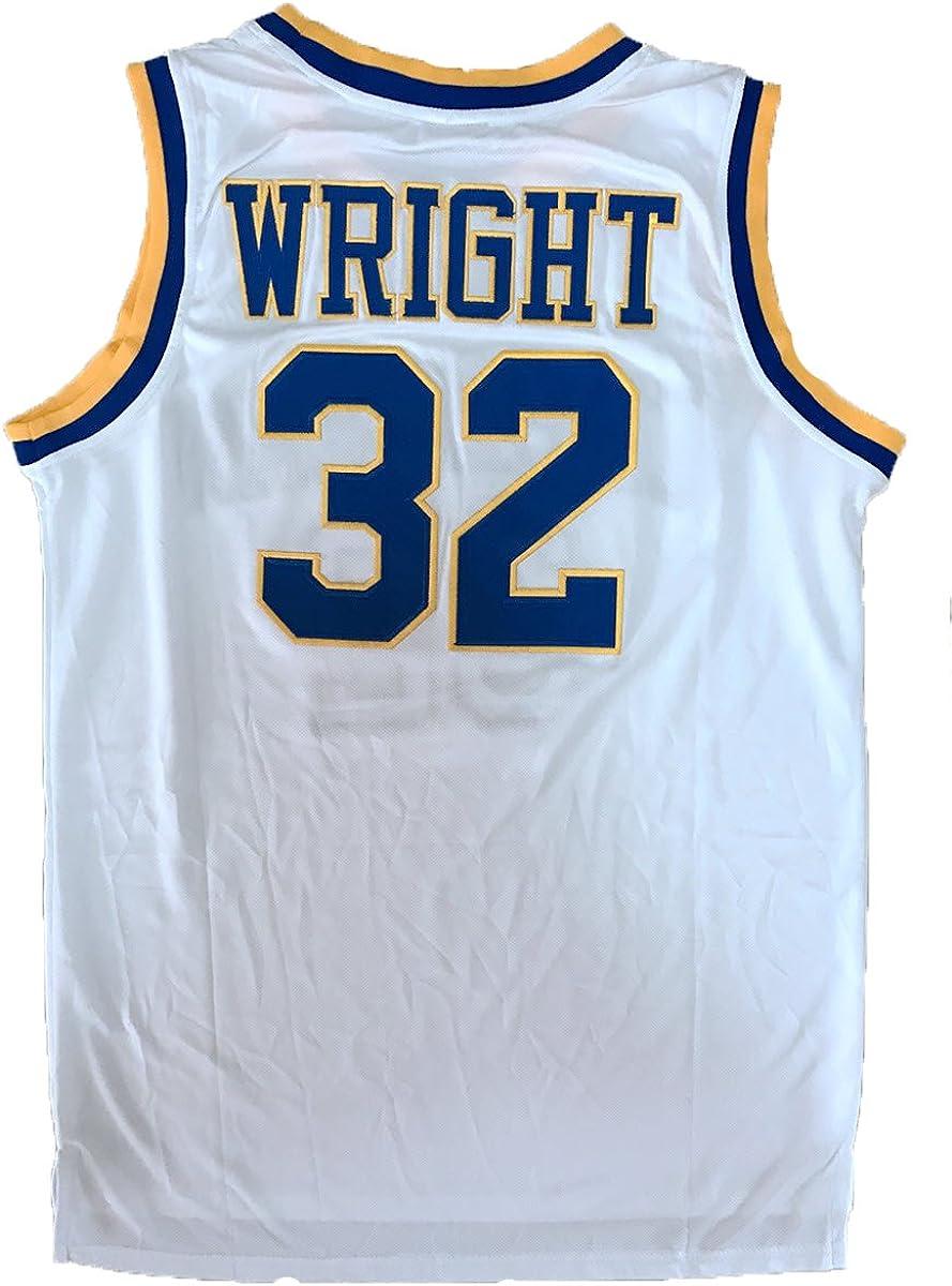 Monica Wright #32 Crenshaw Jersey Love