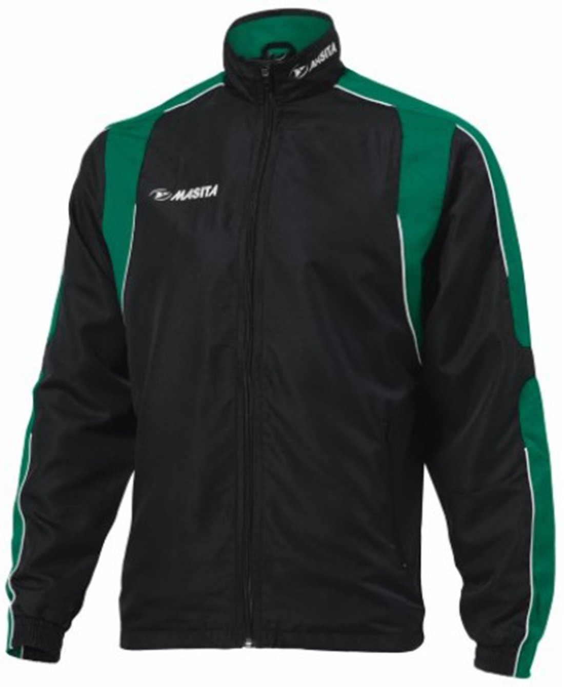 Madrid (tr.suit) Jacket (171016) Black/green (1540)-164