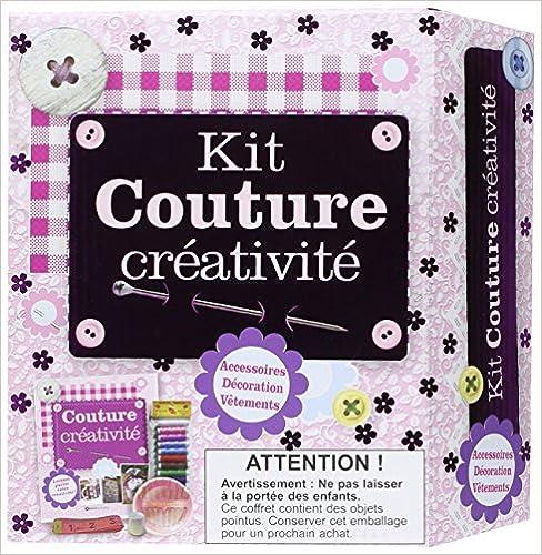Livres Kit couture créativité pdf