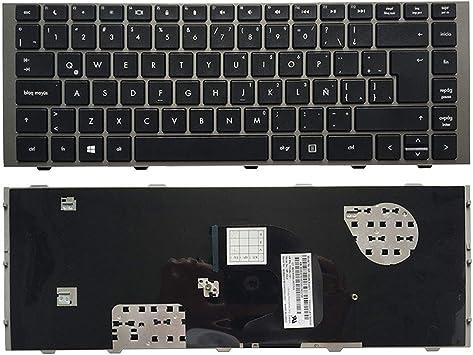 YUHUAI Reemplazo de Laptop Teclado Adecuado para HP ProBook ...
